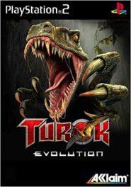 خرید بازی تاروک Turok: Evolution برای پلی استیشن 2