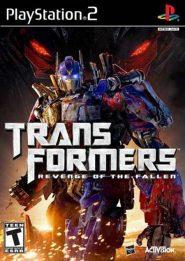 خرید بازی Transformers Revenge of the Fallen برای PS2
