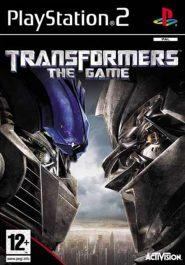 خرید بازی ترانسفرمرز Transformers The Game برای PS2