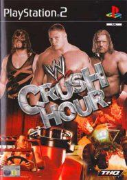 خرید بازی ساعت تصادف WWE Crush Hour برای PS2
