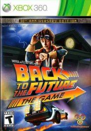 خرید بازی Back To The Future The Game برای XBOX 360