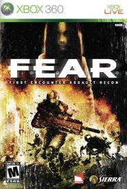 خرید بازی ترس FEAR برای XBOX 360