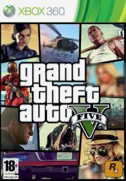 خرید بازی جی تی ای GTA V برای ایکس باکس 360