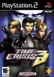 خرید بازی TIME CRISIS 3 برای پلی استیشن 2