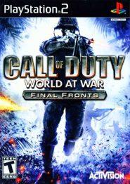 خرید بازی Call Of Duty World At War برای PS2