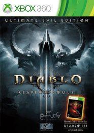 خرید بازی Diablo III Reaper of Souls برای XBOX 360