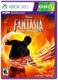 خرید بازی Disney Fantasia Music Evolved برای XBOX 360