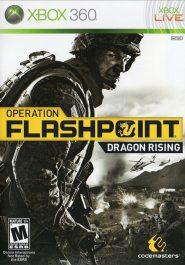 خرید بازی Operation Flashpoint Dragon Rising برای XBOX 360