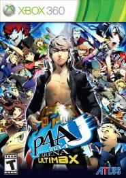 خرید بازی Persona 4 Arena Ultimax برای XBOX 360