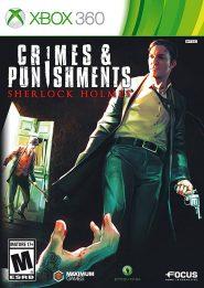 خرید بازی Sherlock Holmes Crimes and Punishments برای XBOX 360