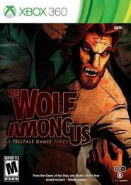 خرید بازی The Wolf Among Us برای XBOX 360