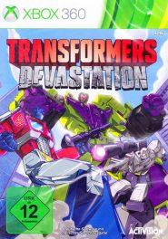 خرید بازی Transformers Devastation برای XBOX 360