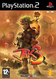 خرید بازی جک اند دکستر JAK 3 برای پلی استیشن 2