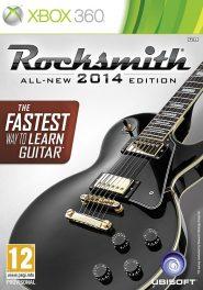خرید بازی Rocksmith 2014 راک اسمیت 2014 برای XBOX 360