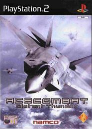 خرید بازی ACE COMBAT DISTANT THUNDER برای PS2