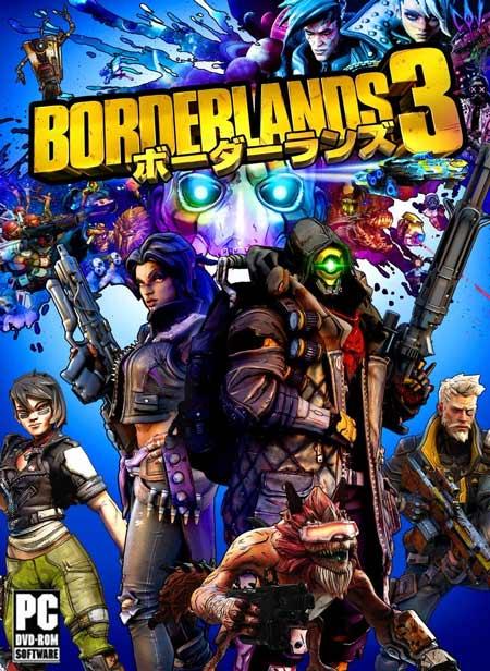 خرید بازی Borderlands 3 برای کامپیوتر
