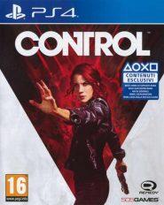 خرید بازی کنترول Control برای PS4