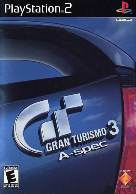 خرید بازی GRAN TURISMO 3 برای پلی استیشن 2
