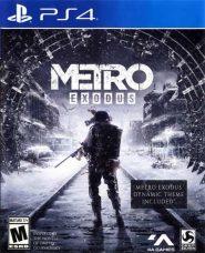 خرید بازی Metro Exodus برای پلی استیشن 4