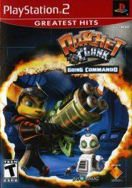 خرید بازی RATCHET CLANK GOING COMMANDO برای PS2
