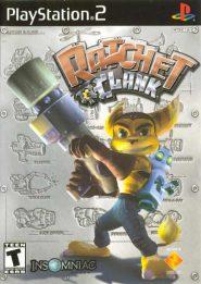 خرید بازی رچت کلانک RATCHET CLANK برای PS2