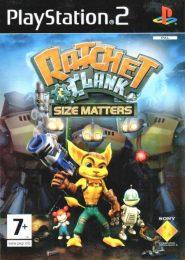 خرید بازی RATCHET CLANK SIZE MATTERS برای PS2