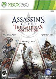 خرید بازی Assassins Creed The Americas Collection برای XBOX 360