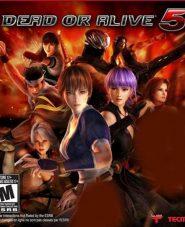خرید بازی Dead or Alive 5 Last Round برای XBOX 360