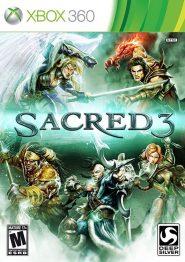 خرید بازی Sacred 3 مقدس برای XBOX 360