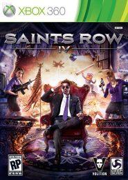 خرید بازی Saints Row 4 پرستاران ردیف 4 برای XBOX 360