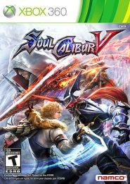 خرید بازی Soul Calibur V سول کالیبر 5 برای XBOX 360
