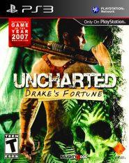 خرید بازی Uncharted Drake's Fortune برای PS3