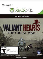 خرید بازی Valiant Hearts The Great War برای XBOX 360