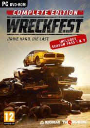 خرید بازی Wreckfest Racing Heroes برای کامپیوتر
