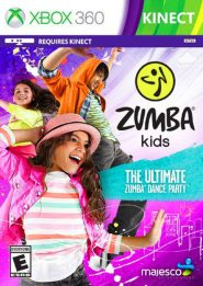 خرید بازی Zumba Kids برای XBOX 360