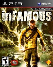خرید بازی inFamous برای PS3