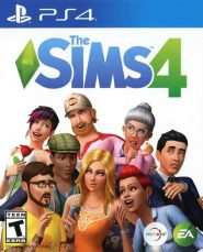 خرید بازی The Sims 4 برای پلی استیشن 4