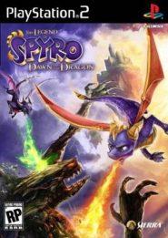 خرید بازی SPYRO DAWN OF THE DRAGON برای PS2