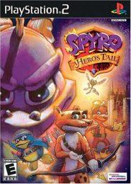 خرید بازی SPYRO - A HEROS TAIL برای پلی استیشن 2