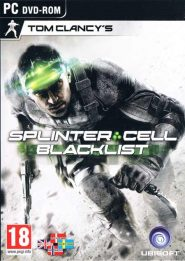 خرید بازی TOM CLANCYS SPLINTER CELL BLACKLIST برای PC