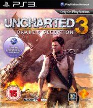 خرید بازی Uncharted 3 برای پلی استیشن 3