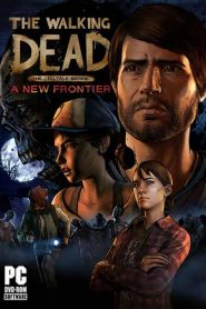 خرید بازی THE WALKING DEAD A NEW FRONTIER برای PC