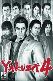 خرید بازی یاکوزا Yakuza 4 برای کامپیوتر