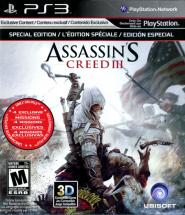 خرید بازی Assassin's Creed III برای پلی استیشن 3