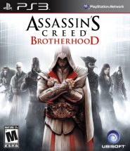 خرید بازی Assassins Creed Brotherhood برای PS3