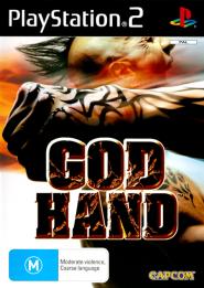 خرید بازی God Hand برای پلی استیشن 2