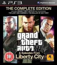 خرید بازی Grand Theft Auto IV برای پلی استیشن 3