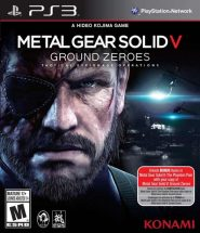 خرید بازی Metal Gear Solid V Ground Zeroes برای PS3