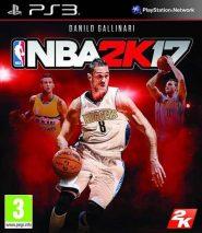خرید بازی NBA 2K17 برای پلی استیشن 3