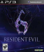 خرید بازی Resident Evil 6 برای پلی استیشن 3